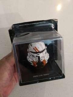 🚚 Starwars mini helmet utapu clone trooper