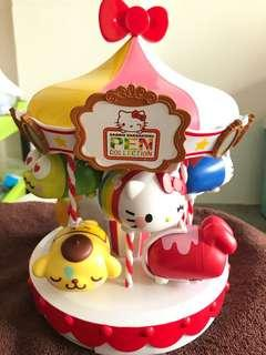 Sanrio character pen collection