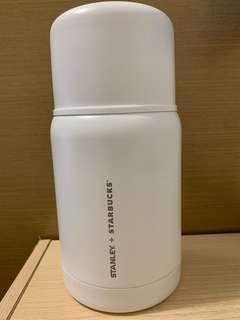 Stanley x Starbucks 餐食罐