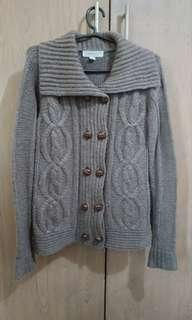 Merona Thick Knitted Cardigan