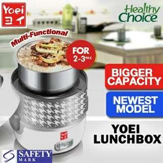 🚚 Yoei Electric Lunchbox