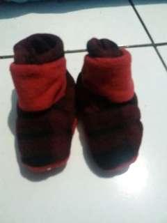 #bapau sepatu keren baby