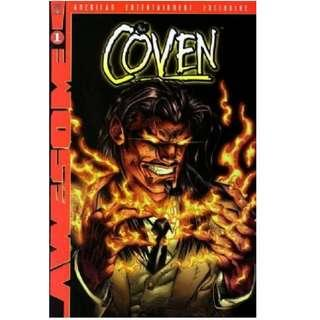 COVEN #1A (AWESOME ENTERTAINMENT COMICS)