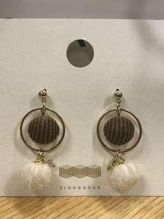 韓國 Earrings 包郵