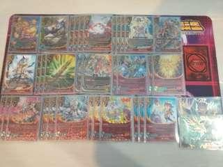 🚚 Dragod Gargantua Dragon Buddyfight deck ACE