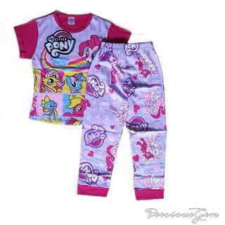 🚚 My Little Pony PJ Set