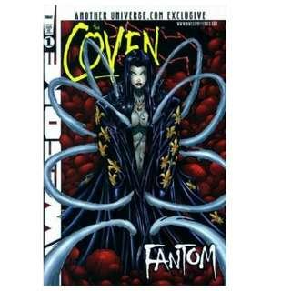 COVEN: FANTOM SPECIAL EDITION #1A (AWESOME ENTERTAINMENT COMICS)