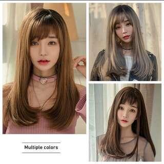 Ombré Straight Hair Wig