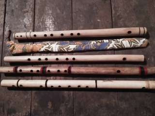 sale) Porcelain flute, Music & Media, Music Instruments on Carousell