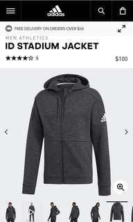 🚚 Adidas ID Stadium FZ Jacket & Track Pants