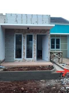 Rumah Cantik Minimalis Harga Murah Di kranggan Bekasi