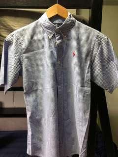 Polo Ralph Button Short Sleeve shirt