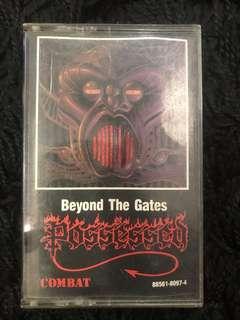 Possessed - beyond the gates tape