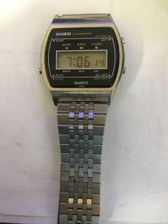 1977 Vintage Casio 60QS-20 Digital Watch