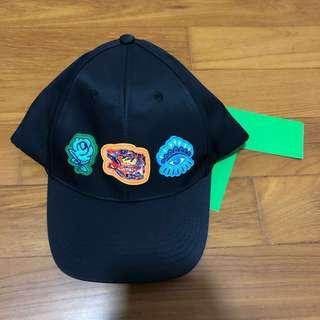 262fd65cd2109 Kenzo Tiger Cap Patches