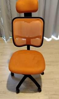 [CLEANRANCE]Ergonomic Mesh Office Chair with Head Rest