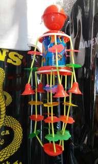 複製 懷舊🎐 轉轉風鈴上鏈玩具🎐