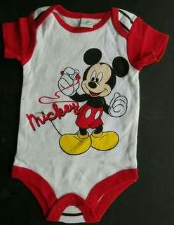 Disney Baby mickey Romper