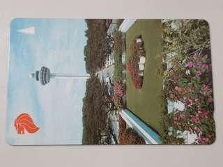 🚚 Singapore telecom phonecard