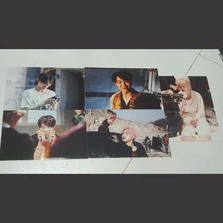 BTS Jimin Exhibition Live Photos (Season 1 and 3)