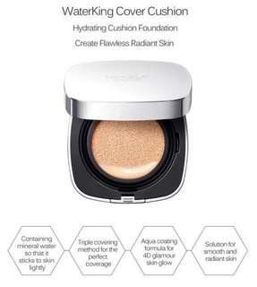 NAKEUP FACE Waterking Cover Cushion SPF35 PA++ #21 Moisture Cover