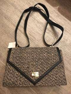 Tweed 袋 handbag