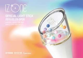Iz*one Official Lightstick