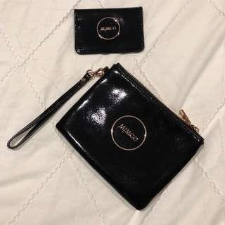 Mimco Pouch and Card Holder