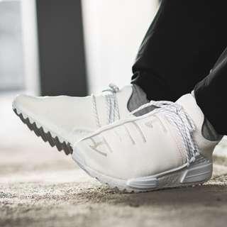ddff961de9d07 Adidas Human Race Trail NMD Cream White