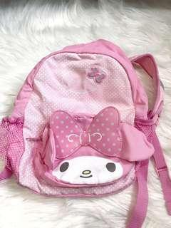 Free Shipping My Melody Backpack