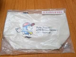 日本限定一番獎 - 叮噹, 多啦a夢 餐袋