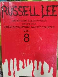 True Ghost Short Stories by Russell Lee