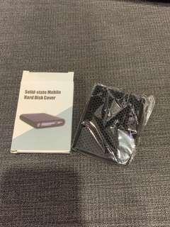 Samsung T3/T5 portable SSD silicone cover