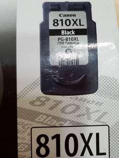Canon PIXMA Printer墨810XL (Black)
