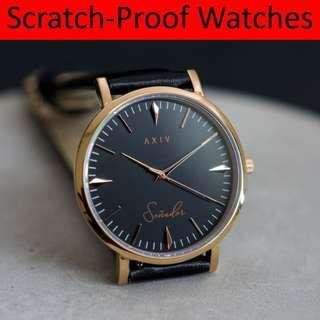 🚚 Minimalistic Scratch Proof Watches