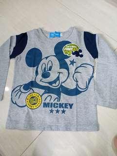 tokyo disney mickey kaos