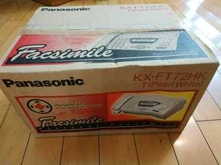 Panasonic Fax machine 傳真機