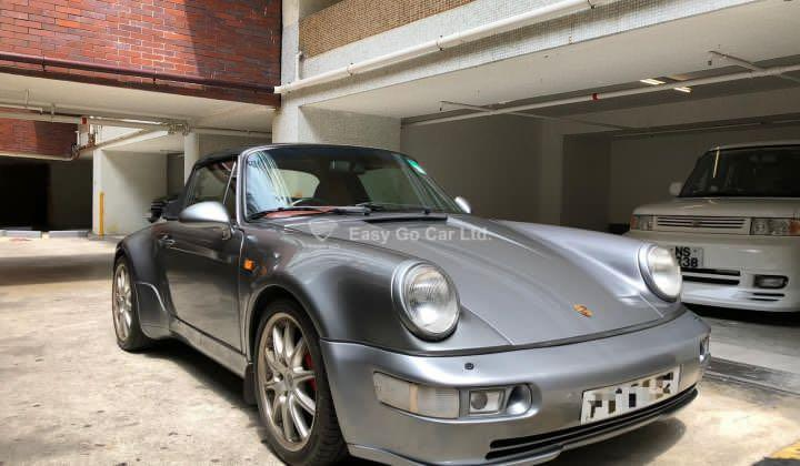 1993 Porsche 964 C2 CAB 2019