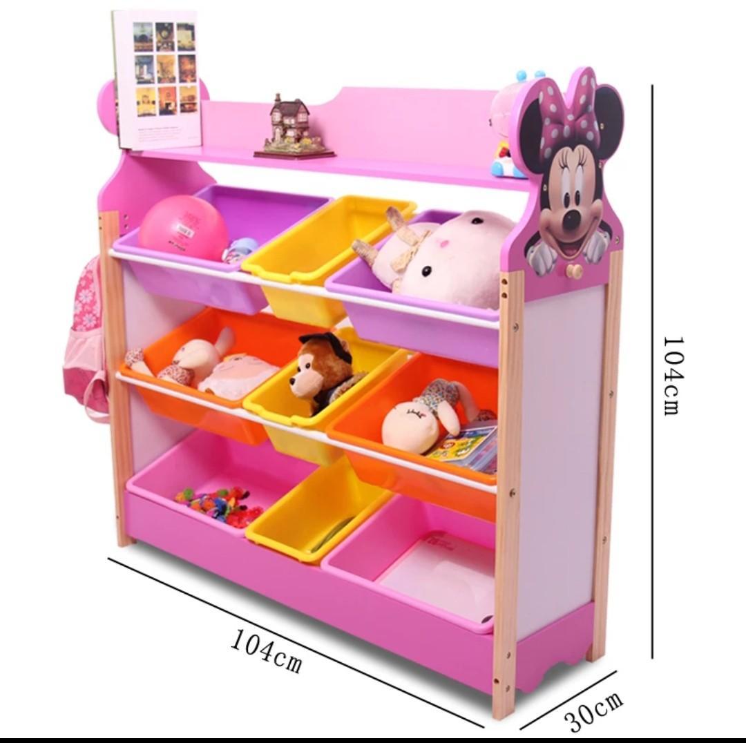玩具收納櫃