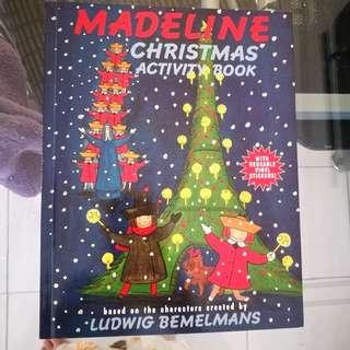 Madeline Activity Book