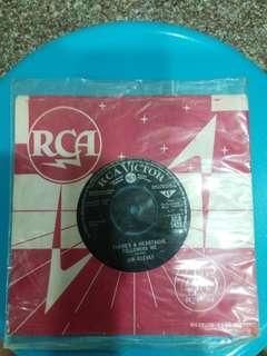 """7"""" Vinyl : Jim Reeves"""