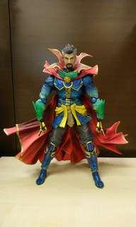 原裝日版 PLAY ARTS MARVEL DR. STRANGE 奇異博士 (PLAYARTS)