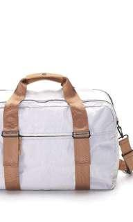 Qwstion Weekender duffle bag Cream colour [PRICE DROP]