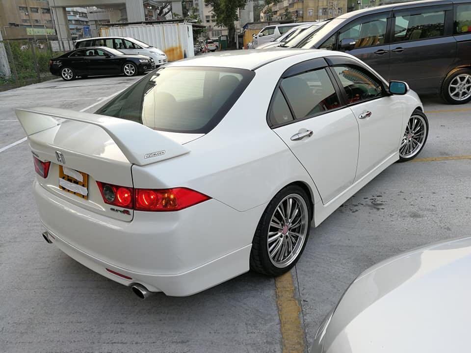 2007/11 Honda Accord CL7 euro-r 2.0