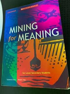 🚚 Mining for Meaning