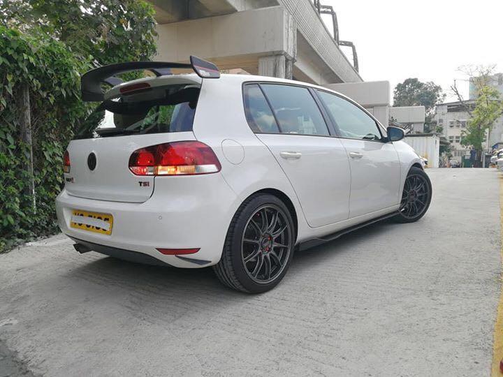 2011 Volkswagen golf 1.4 tsi 160bhp