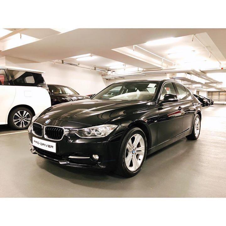 2013/14 BMW 316 IA SPORT