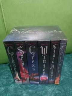 LUNAR CHRONICLES BOXED SET