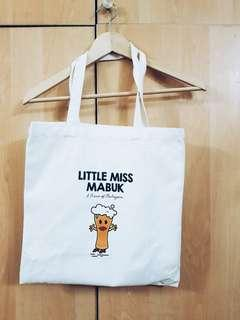 Tote Bag - APOM Little Miss Mabuk