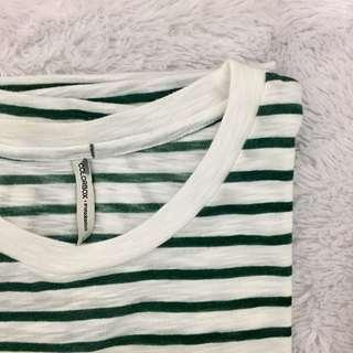 Colorbox striped t-shirt